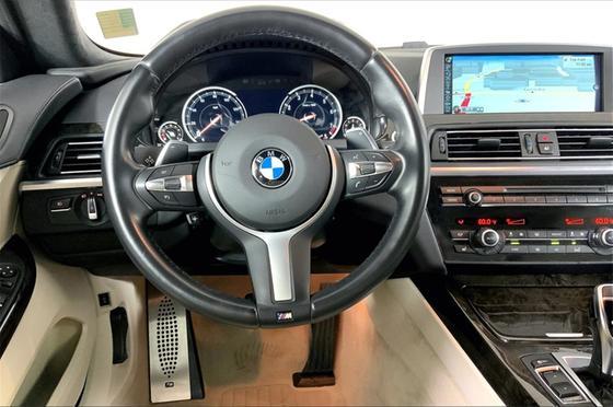 2015 BMW 640 i Gran Coupe