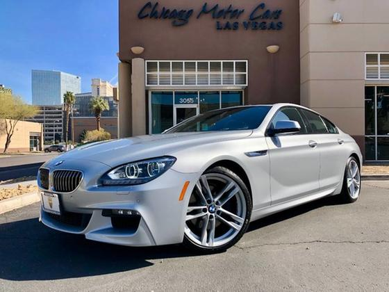2015 BMW 640 i M-Sport:24 car images available