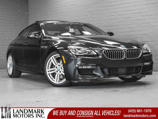 2018 BMW 640 i xDrive Gran Coupe:24 car images available
