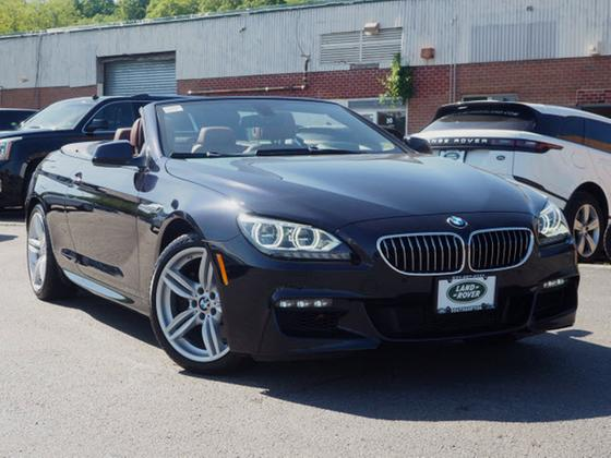 2015 BMW 640 i xDrive:20 car images available