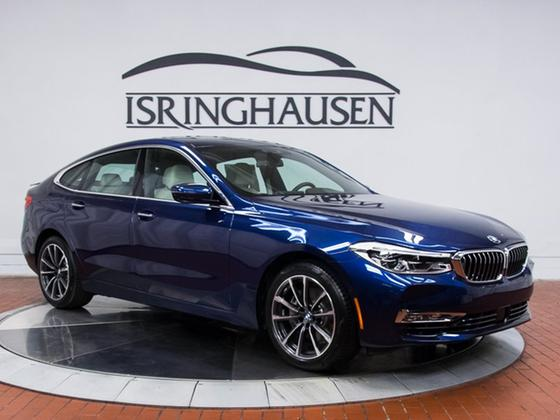 2018 BMW 640 i xDrive:21 car images available