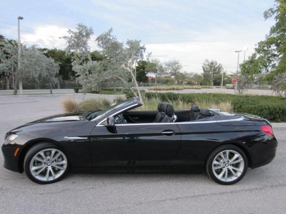 2012 BMW 640 i:22 car images available