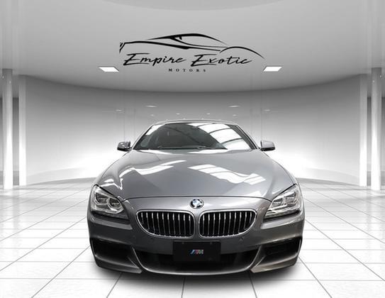 2015 BMW 640 i