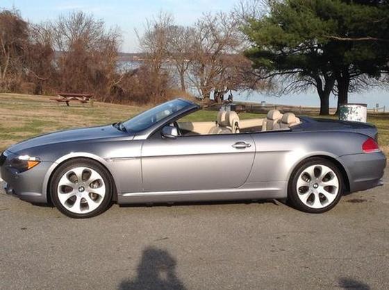 2005 BMW 645 ci