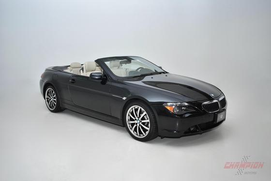 2005 BMW 645 ci:22 car images available