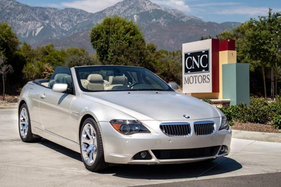 2005 BMW 645 ci:24 car images available