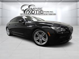 2013 BMW 650 i Gran Coupe:24 car images available