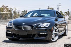 2016 BMW 650 i Gran Coupe:24 car images available