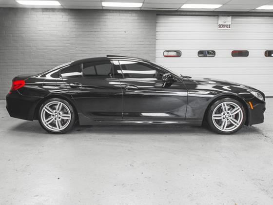 2014 BMW 650 i Gran Coupe