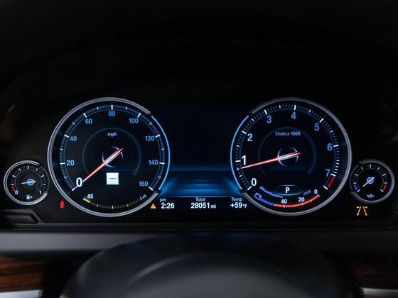 2017 BMW 650 i Gran Coupe