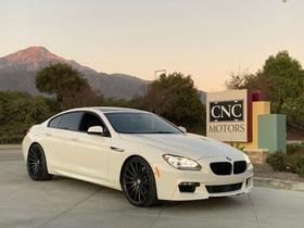 2015 BMW 650 i Gran Coupe:11 car images available