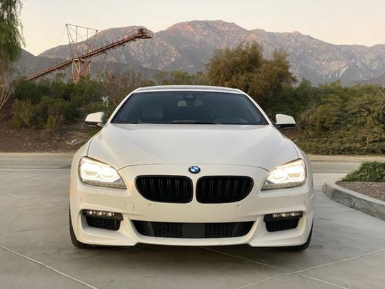 2015 BMW 650 i Gran Coupe