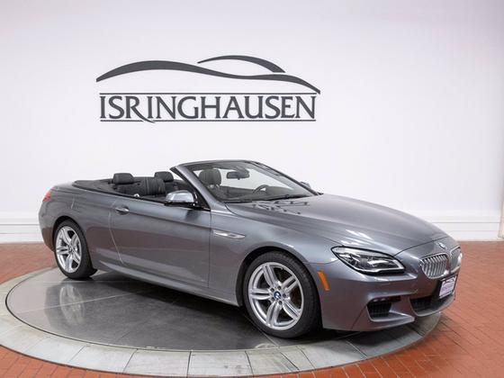 2018 BMW 650 i xDrive:19 car images available