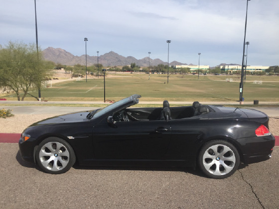 2007 BMW 650 i:12 car images available
