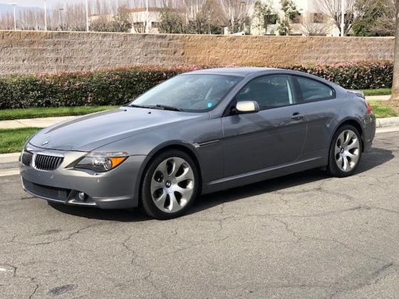 2007 BMW 650 i:10 car images available