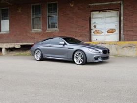 2014 BMW 650 i