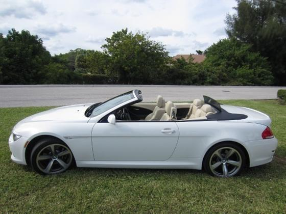 2008 BMW 650 i:24 car images available