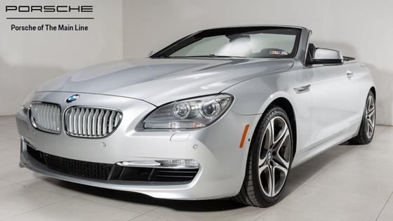 2012 BMW 650 i:23 car images available