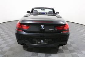 2015 BMW 650 i