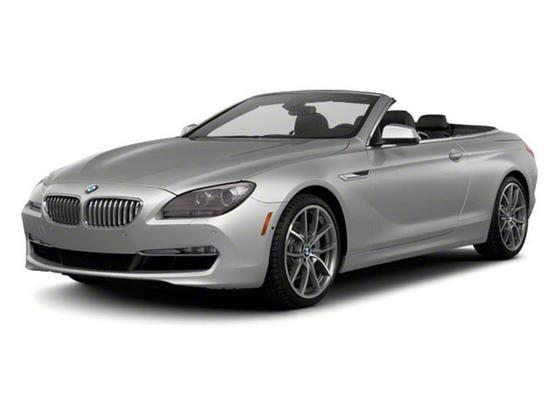 2012 BMW 650 i : Car has generic photo