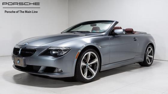 2008 BMW 650 i:23 car images available