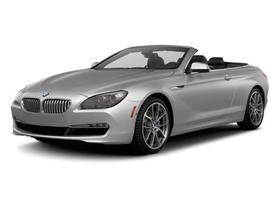2012 BMW 650 i : Car has generic photo