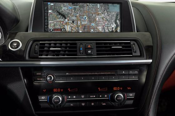 2012 BMW 650 i