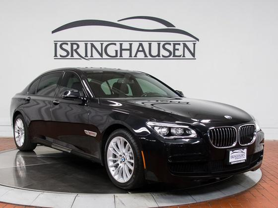 2015 BMW 740 i xDrive:23 car images available