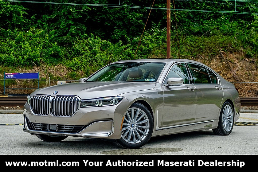 2020 BMW 740 i xDrive:17 car images available