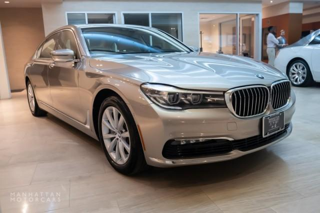 2017 BMW 740 i xDrive:19 car images available
