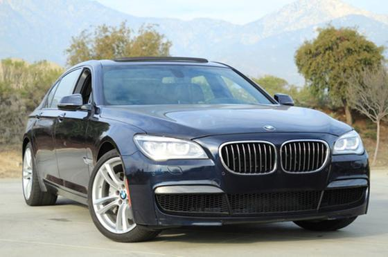 2014 BMW 740 i:24 car images available