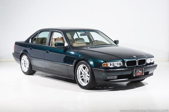 1998 BMW 740 i:24 car images available