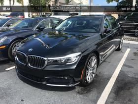 2017 BMW 740 i:8 car images available