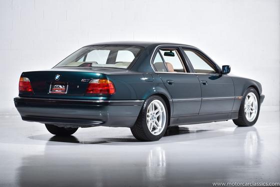 1998 BMW 740 i