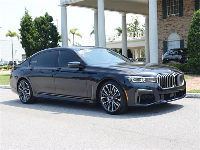 2021 BMW 740 i:24 car images available