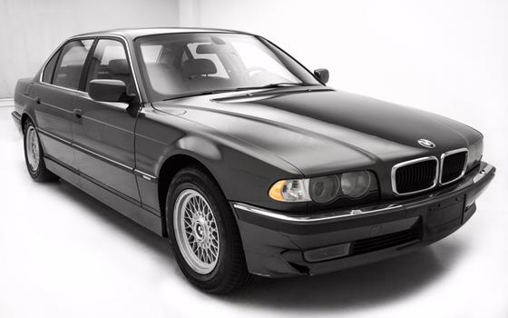 2001 BMW 740 iL:24 car images available