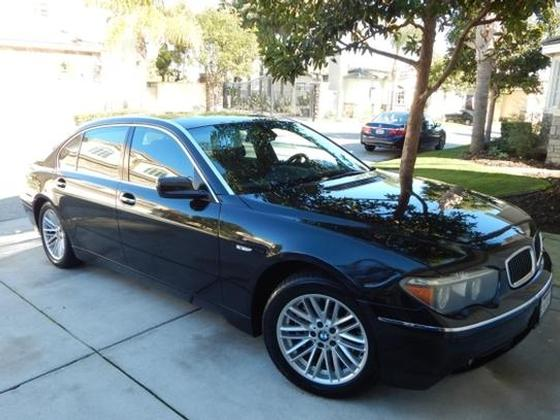 2005 BMW 745 Li:3 car images available