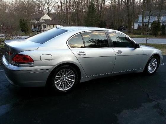 2004 BMW 745 Li
