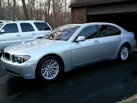 2004 BMW 745 Li:6 car images available
