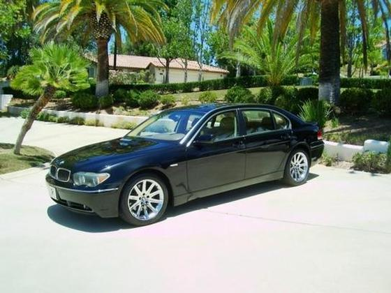2003 BMW 745 Li:6 car images available