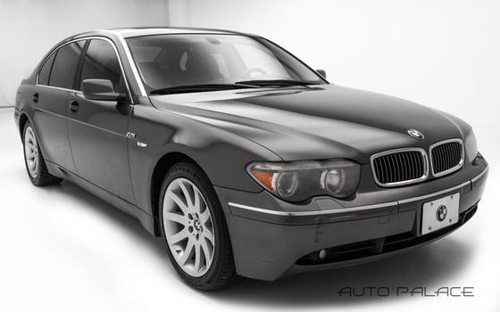2002 BMW 745 i:24 car images available