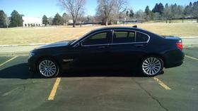 2010 BMW 750 Li xDrive:7 car images available