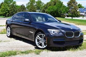 2011 BMW 750 Li xDrive:5 car images available