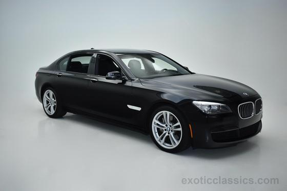2013 BMW 750 Li xDrive:16 car images available