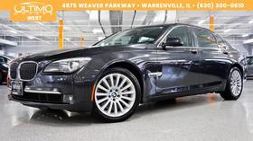 2012 BMW 750 Li xDrive:24 car images available