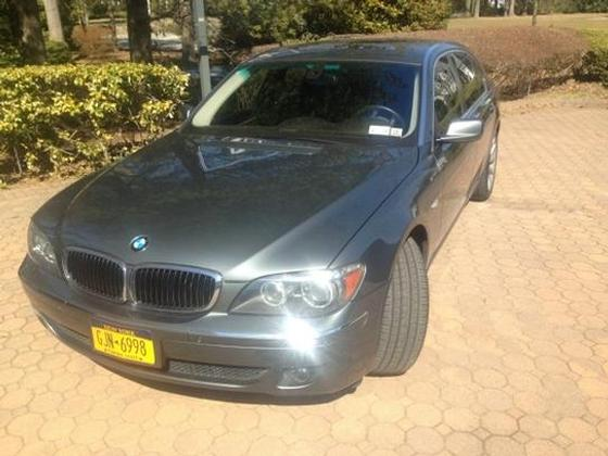 2008 BMW 750 Li:3 car images available