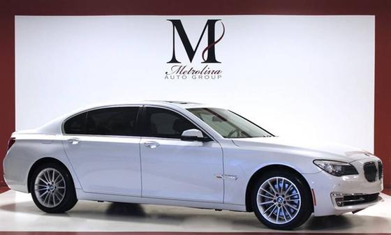 2014 BMW 750 Li:24 car images available