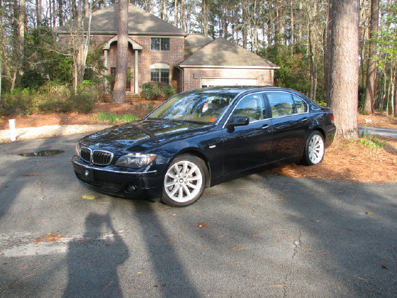 2007 BMW 750 Li:6 car images available