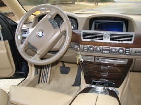 2007 BMW 750 Li