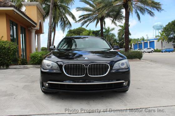 2009 BMW 750 Li:24 car images available